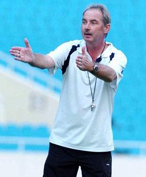 HLV A. Riedl dẫn dắt đội tuyển Indonesia - 1