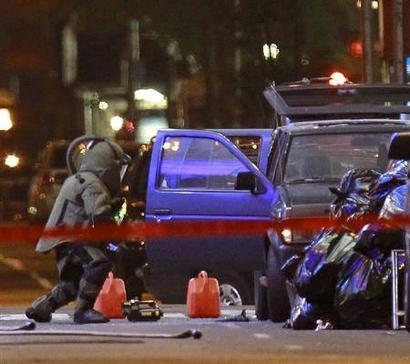 Mỹ phá âm mưu đánh bom xe đẫm máu trên Quảng trường Thời đại - 1
