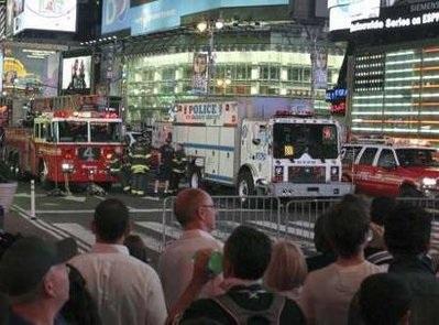 Mỹ phá âm mưu đánh bom xe đẫm máu trên Quảng trường Thời đại - 2