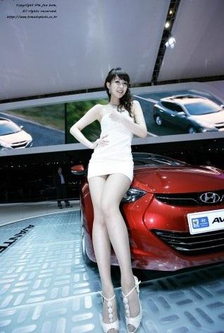 Rực rỡ nhan sắc Hàn tại Triển lãm ô tô Busan - 4