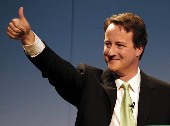 """""""Thủ tướng Anh Brown đã mất quyền lãnh đạo chính phủ"""" - 1"""
