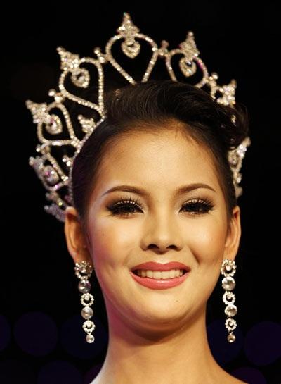 Nalada Thamthanakom - Hoa hậu chuyển giới mới của Thái Lan - 2