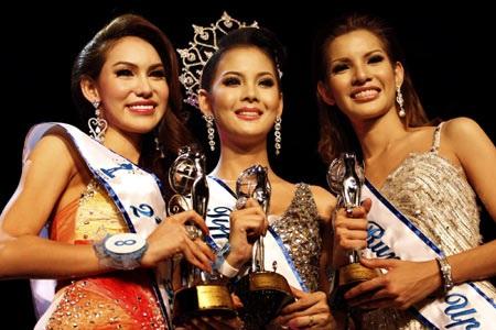 Nalada Thamthanakom - Hoa hậu chuyển giới mới của Thái Lan - 4