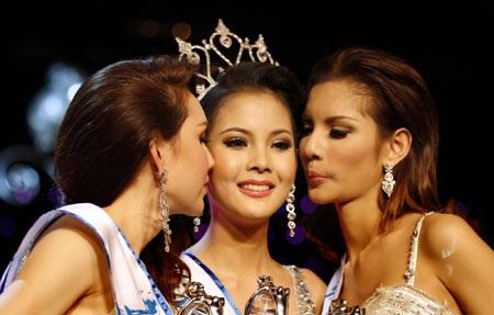 Nalada Thamthanakom - Hoa hậu chuyển giới mới của Thái Lan - 3