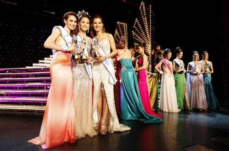 Nalada Thamthanakom - Hoa hậu chuyển giới mới của Thái Lan - 7