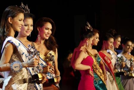 Nalada Thamthanakom - Hoa hậu chuyển giới mới của Thái Lan - 6