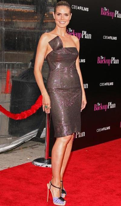 Heidi Klum khen chồng hết lời - 2