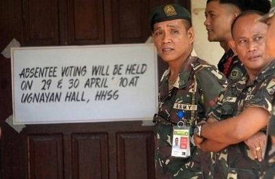 Philippines: 1 người bị bắn chết ngay đầu ngày bầu cử - 1