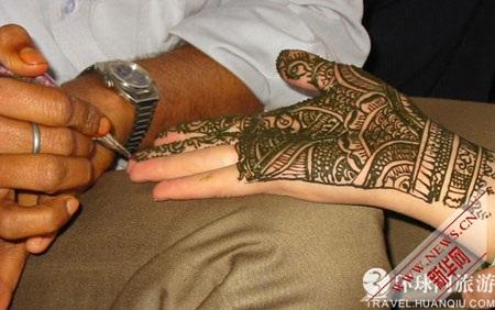 Nghệ thuật vẽ tay kỳ diệu ở Ấn Độ - 10