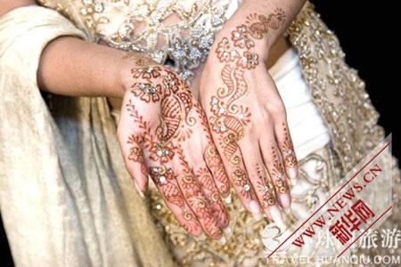 Nghệ thuật vẽ tay kỳ diệu ở Ấn Độ - 2