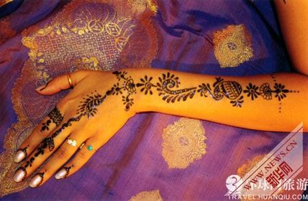 Nghệ thuật vẽ tay kỳ diệu ở Ấn Độ - 3