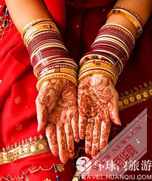 Nghệ thuật vẽ tay kỳ diệu ở Ấn Độ - 4