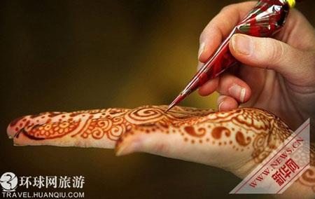 Nghệ thuật vẽ tay kỳ diệu ở Ấn Độ - 5