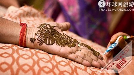 Nghệ thuật vẽ tay kỳ diệu ở Ấn Độ - 6