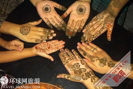 Nghệ thuật vẽ tay kỳ diệu ở Ấn Độ - 9