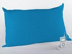 Sinh viên Anh chuộng gối giúp ôn bài trong lúc ngủ  - 1