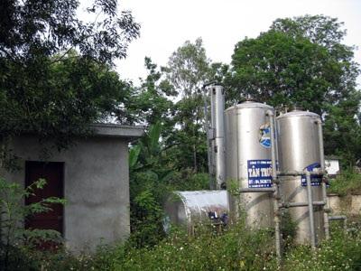 Nhà máy nước tiền tỷ xây xong rồi… bỏ đó - 1