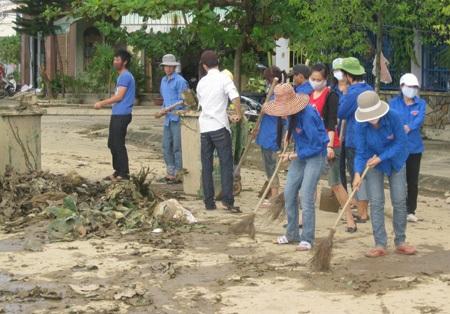 Sắc Kiến vẽ tranh làm tình nguyện - 3