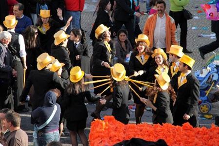 Bồ Đào Nha: Tưng bừng lễ diễu hành mừng Ngày Sinh viên  - 4