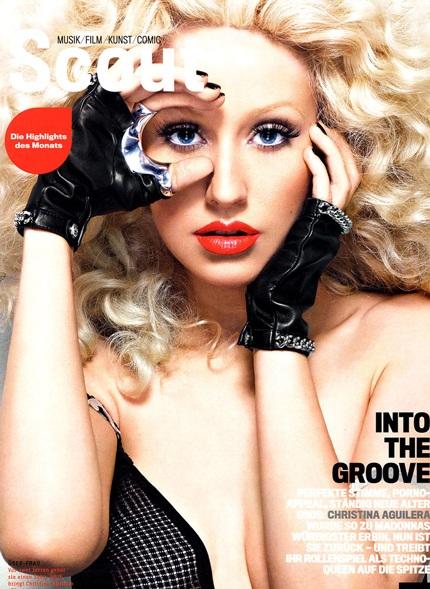 Christina Aguilera thấy mình gợi cảm hơn  - 2