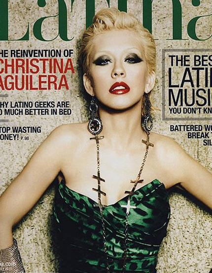 Christina Aguilera thấy mình gợi cảm hơn  - 7