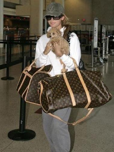Ngắm bộ sưu tập túi Louis Vuitton của Ashley Tisdale - 10