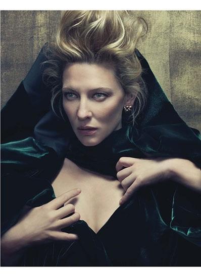 Cate Blanchett không quan tâm người khác nghĩ gì về mình - 2