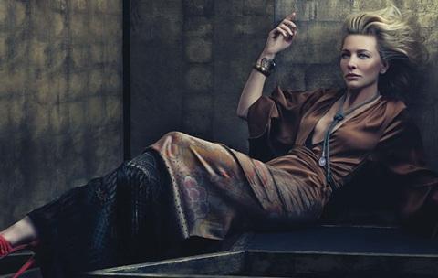 Cate Blanchett không quan tâm người khác nghĩ gì về mình - 4