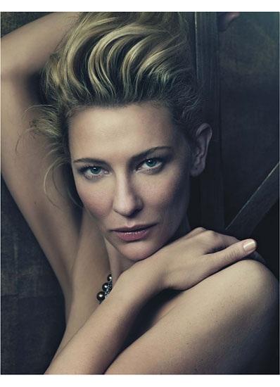 Cate Blanchett không quan tâm người khác nghĩ gì về mình - 5