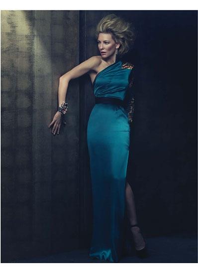 Cate Blanchett không quan tâm người khác nghĩ gì về mình - 6