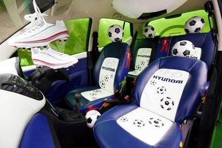 Các hãng xe khởi động chiến dịch World Cup 2010  - 6