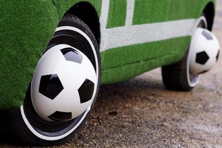 Các hãng xe khởi động chiến dịch World Cup 2010  - 3
