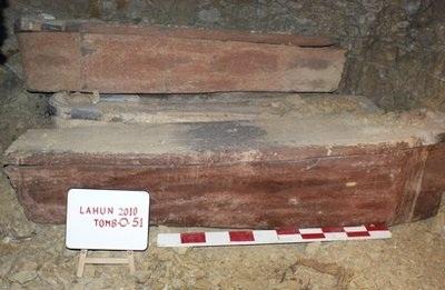 Phát hiện 57 ngôi mộ cổ cùng xác ướp tại Ai Cập - 2