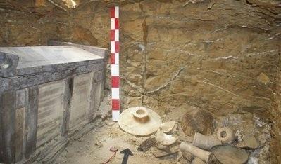 Phát hiện 57 ngôi mộ cổ cùng xác ướp tại Ai Cập - 4