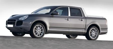 Bentley SUV, Porsche bán tải và hơn thế nữa - 9