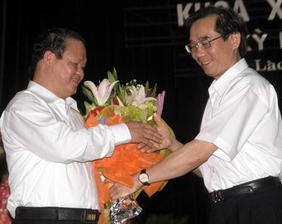 Họp bất thường bầu Chủ tịch UBND tỉnh Lào Cai - 1