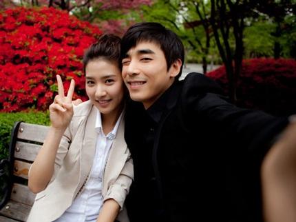 """""""Bạn gái cũ"""" của Kim Bum làm cô dâu? - 9"""