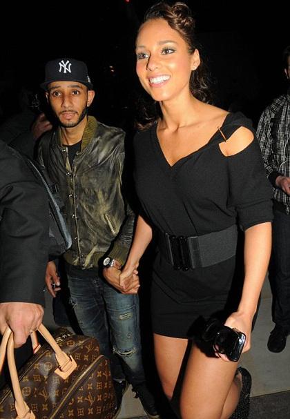 Alicia Keys hạnh phúc khi ở bên bạn trai - 2