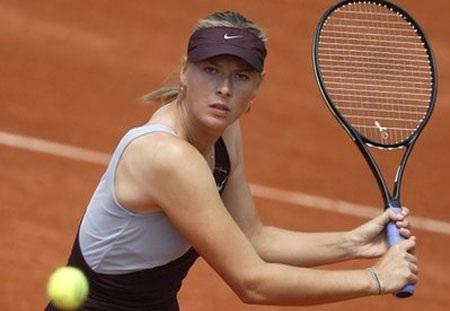 Sharapova đối đầu Henin, Kuznetsova thành cựu vô địch - 1