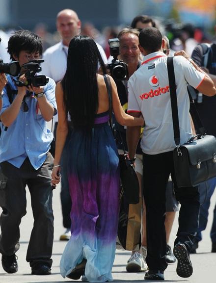 Nicole Scherzinger - Lewis Hamilton: Hạnh phúc bên nhau - 9