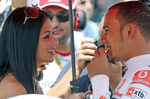 Nicole Scherzinger - Lewis Hamilton: Hạnh phúc bên nhau - 1