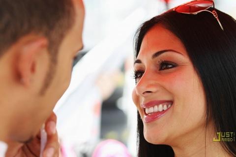 Nicole Scherzinger - Lewis Hamilton: Hạnh phúc bên nhau - 6