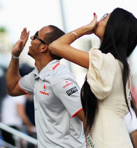 Nicole Scherzinger - Lewis Hamilton: Hạnh phúc bên nhau - 10
