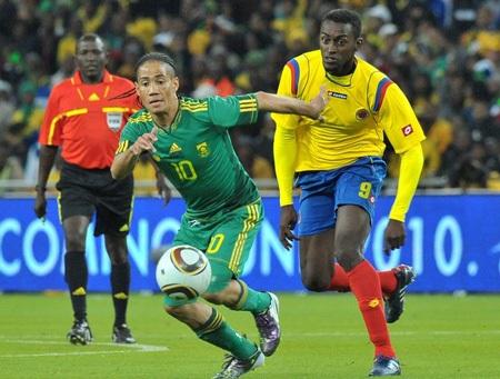 """Bóng đá châu Phi trước khát vọng tạo """"địa chấn"""" ở World Cup 2010 - 2"""