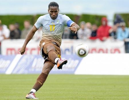 """Bóng đá châu Phi trước khát vọng tạo """"địa chấn"""" ở World Cup 2010 - 1"""