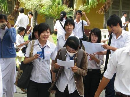 Gợi ý giải đề thi môn Hóa học tốt nghiệp THPT 2010 - 1