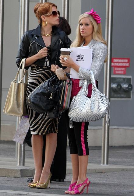 Ashley Tisdale lại vào vai Sharpay  - 4