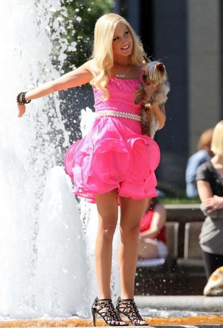 Ashley Tisdale lại vào vai Sharpay  - 5