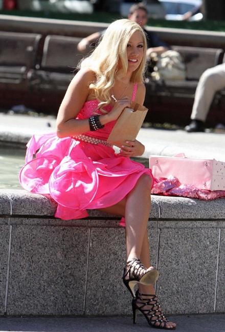 Ashley Tisdale lại vào vai Sharpay  - 7