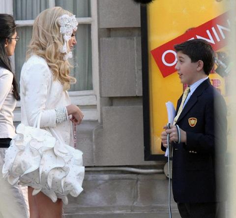 Ashley Tisdale lại vào vai Sharpay  - 10